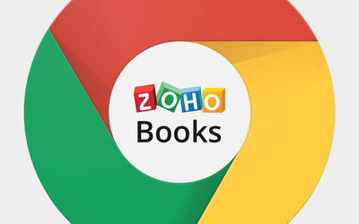 Image for project « Zoho Books Easier Time Tracking »